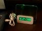 Креативные LED Часы-Будильник
