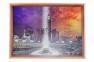 Постеры закат над Мечетью и Мекка   оптом 2