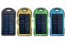 Внешний аккумулятор на солнечных батареях Solar Сharger 5000mAh  оптом 5