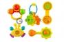 Погремушки  Baby Toys 5 в 1   оптом 2