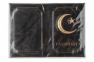 Обложка для паспорта мусульманская Полумесяц  оптом 4