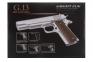 Модель пистолета G.13 Colt 1911 Classic black (Galaxy)  оптом 5