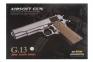Модель пистолета G.13S Colt 1911 Classic silver (Galaxy)  оптом 5