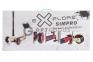 Самокат Simpro 3-х колесный  оптом 2