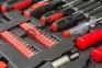 Чемодан с набором инструметов Swiss Tools 399 предметов  оптом 9