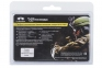 Защитные очки Venture Gear Provoq S7280S зеркально-серые (Pyramex)  оптом 2