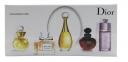Набор духов Dior 5 ароматов  оптом 3