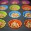 Силиконовые формочки для кексов и маффинов 12шт ( два размера ) 5