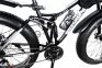 Велосипед на спицах FatBike GreenBike оптом 3