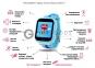 Умные детские часы «Smart Baby Watch Q90» (gw200s) Wonlex оптом 0