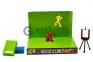 Игрушка Stikbot (Стикбот) анимационная студия со сценой 4