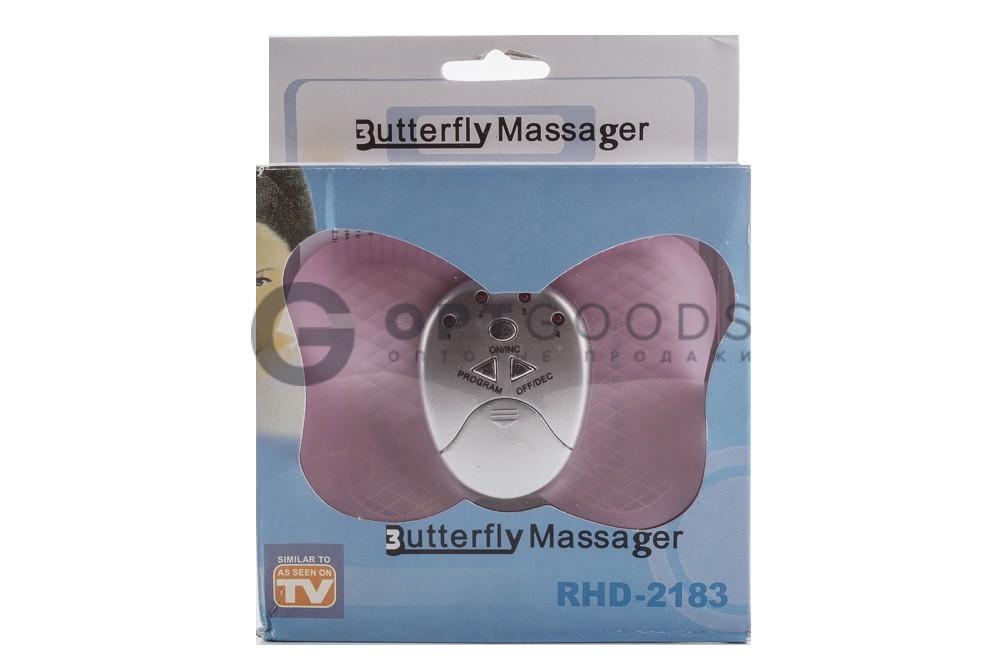 Схема массажера бабочки фото женское нижнее белье в контакте