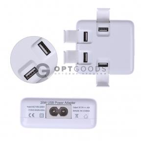 USB Power Adapter на 4 выходов (интеллектуальное определение тока)