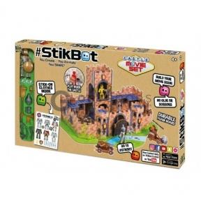 Aнимационный набор StikBot ( Стикбот ) Замок оптом