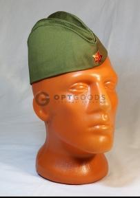 Советские солдатские пилотки  оптом