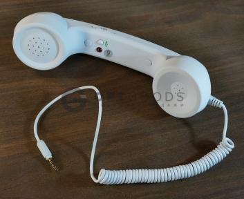 Ретро трубка для мобильного телефона с проводом   оптом