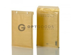 Пакет-конверт с воздушной подушкой H/5, 18/H, 290х370 (внутренний 270х360)  оптом