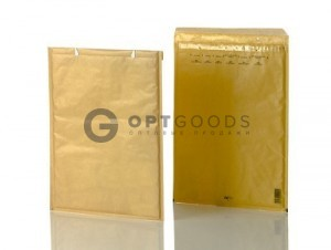 Пакет-конверт с воздушной подушкой K/7, 20/K, 370х480 (внутренний 350х470)  оптом