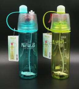 Питьевая пластиковая бутылка New Button   оптом
