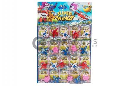 Набор фигурок Super Wings  оптом