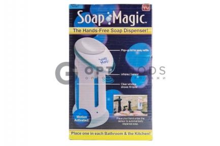 Сенсорный дозатор жидкого мыла Soap Magic   оптом