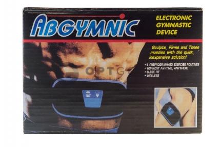 Пояс-миостимулятор для похудения Ab Gymnic  оптом