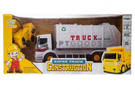 Радиоуправляемый самосвал Super Truck Construction  оптом