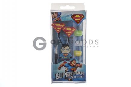 Наушники Супермен  оптом