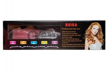 Плойка для волос Ruida 2  оптом