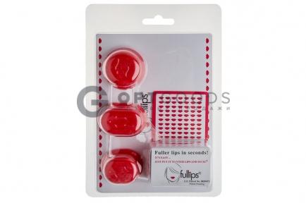 Увеличители для губ Fullips Lip Enhancers (набор)  оптом