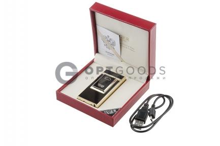 Электроимпульсная аккумуляторная зажигалка Tiger TW900  оптом