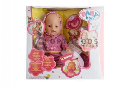 Интерактивная кукла Baby Bon  оптом