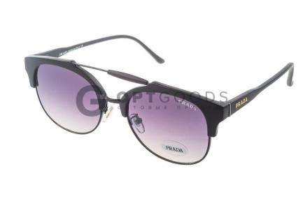 Очки в стиле Prada  оптом