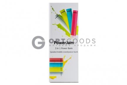 Внешний аккумулятор Power Jam 3 в 1 4000 mAh   оптом