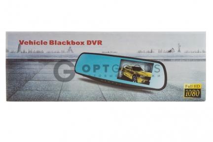 Видеорегистратор Vehicle Blackbox DVR с камерой заднего вида  оптом