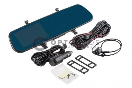 Автомобильный видеорегистратор-зеркало   оптом