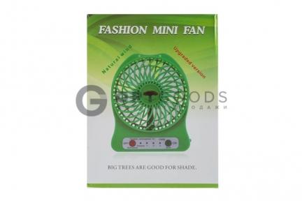Мини вентилятор USB Fashion Mini Fan  оптом