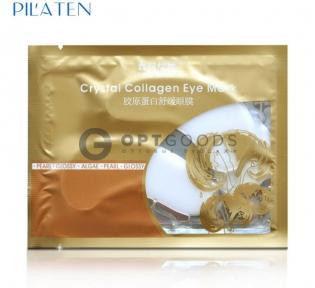 Коллагеновые маски-патчи под глаза Pilaten Collagen Crystal Eye Mask оптом