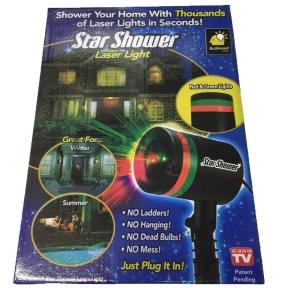 Лазерный звездный проектор Star Shower  оптом