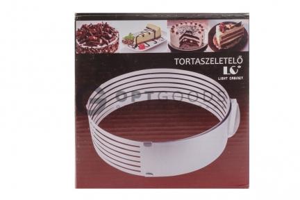 Форма для выпечки коржей (для торта) кольцо  оптом