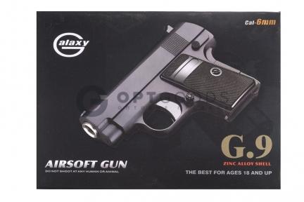 Модель пистолета G.9 Colt 25 mini (Galaxy)  оптом