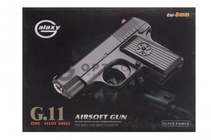 Модель пистолета G.11 ТТ mini (Galaxy)   оптом