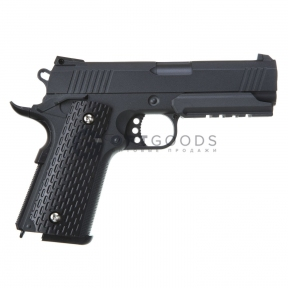 Модель пистолета G.25D Colt 1911 PD Rail(Galaxy)   оптом