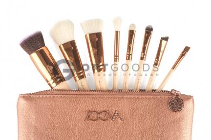 Профессиональный набор кистей ZOEVA Rose Golden Luxury Set Vol.2 8 шт.  оптом