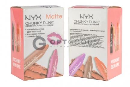 Матовая помада для губ Nyx Chunky Dunk Hydrating Lippie  оптом