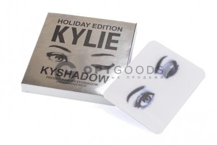 Палетка теней Kylie Kyshadow Holiday Edition (Серебро)   оптом