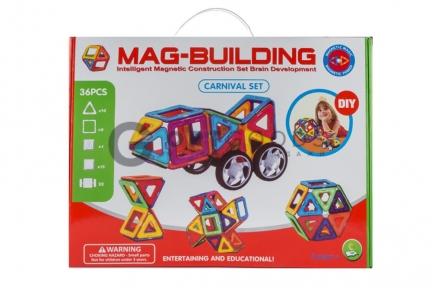 Магнитный конструктор Mag Building 36PCS  оптом