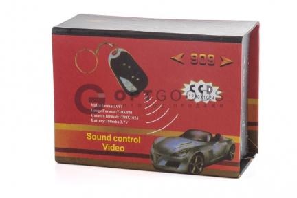 Брелок скрытая камера Sound Control Video 909  оптом