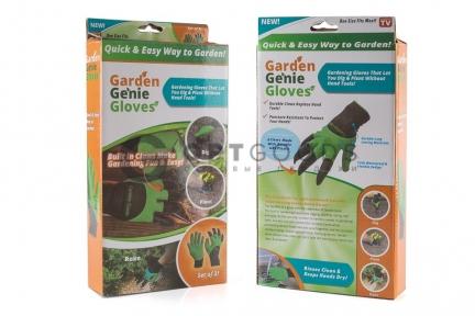 Перчатки садовые Garden Genie Glovers  оптом