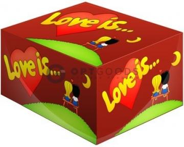 Жевательная резинка Love is —